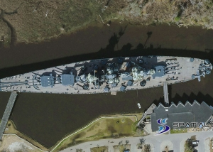 Coastal Orthoimagery