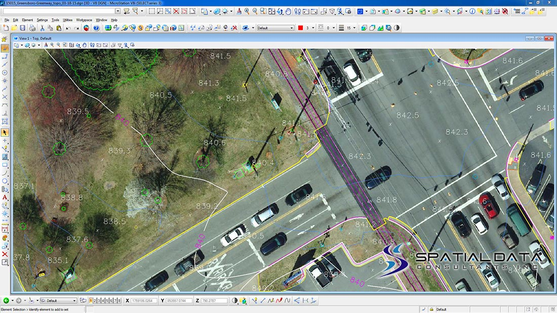 Greensboro Greenway Trails